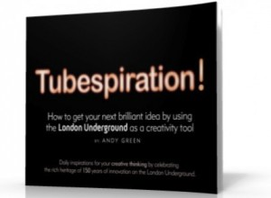 How to Get Your Next Brilliant Idea by Using the London Underground as a Creativity Tool.